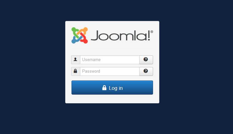 joomla-login